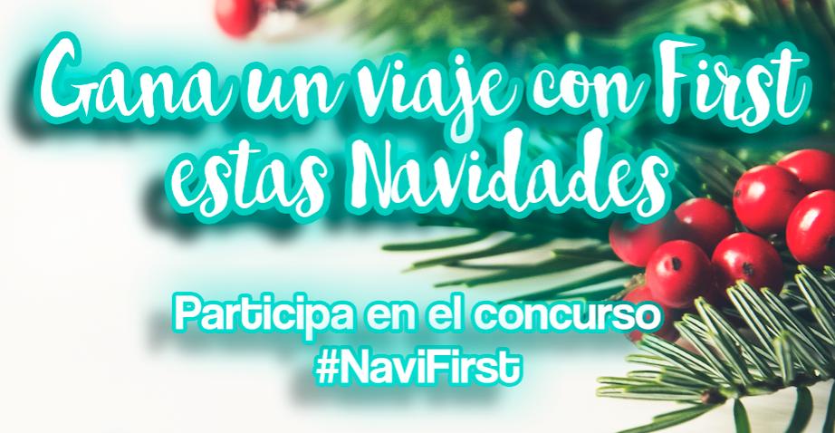 #NaviFirst, Concurso de navidad de First Formación