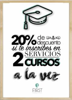 20% SEGUNDO CURSO