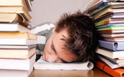 Guía para que no pierdas la cabeza con los exámenes