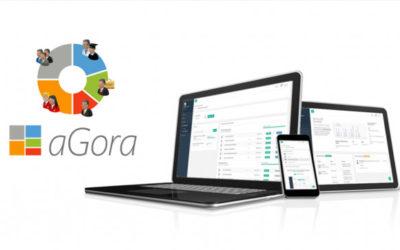 Agora Connect, la plataforma virtual de First Formación