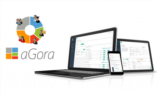 Agora Connect, la plataforma virtual de First Formación