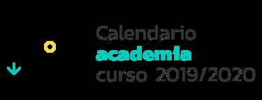 Calendario academia 2019/2020