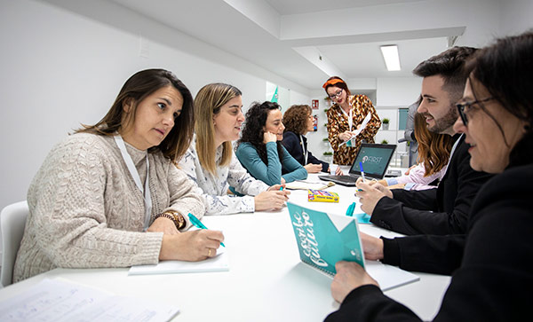 Franquicia academia inglés - Sistema de recursos humanos revolucionario en el sector