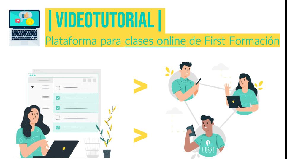 ¡Aprende a usar la plataforma virtual!
