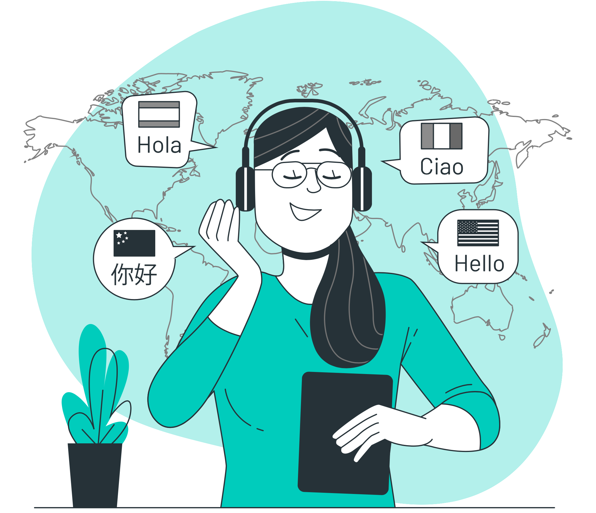Clases de inglés online por videollamada